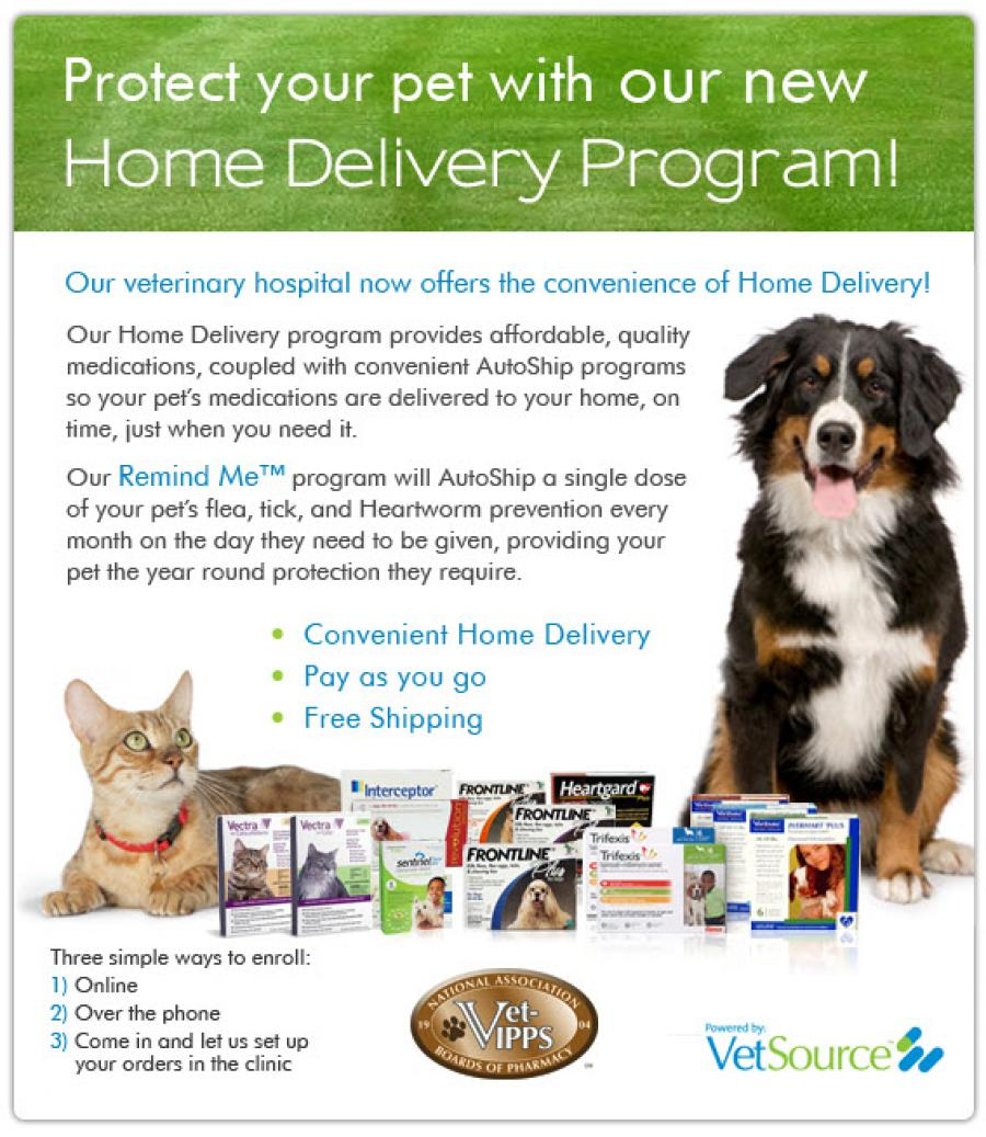 Home Delivery Pharmacy Service